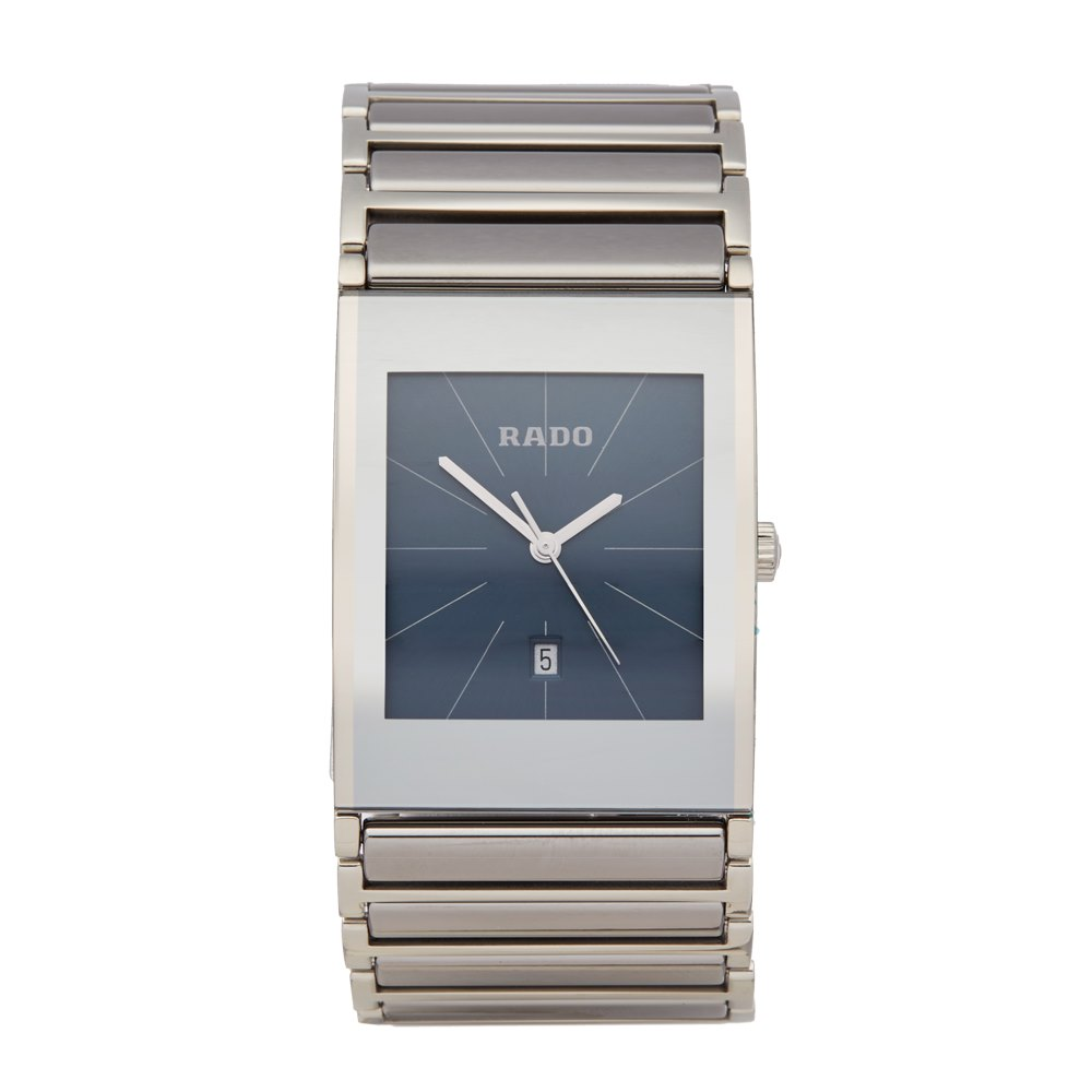 Rado Integral Stainless Steel R20745202