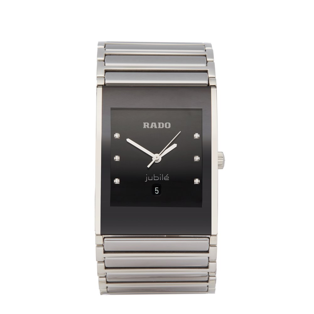 Rado Integral Diamond Stainless Steel R20784759