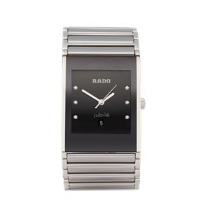 Rado Integral Diamond Stainless Steel - R20784759