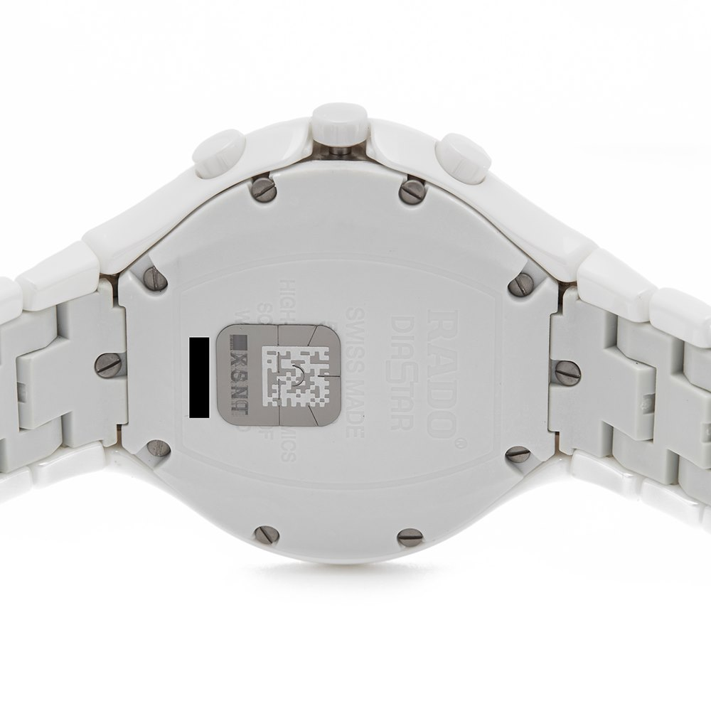 Rado True Diamond Chronograph Ceramic R27832702