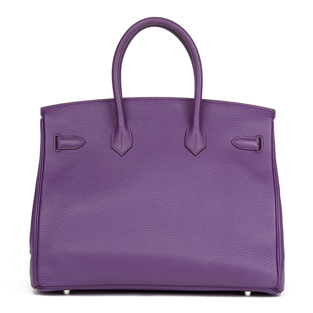706b9a74787 Hermès Birkin 35cm 2012 HB2377 | Second Hand Handbags | Xupes
