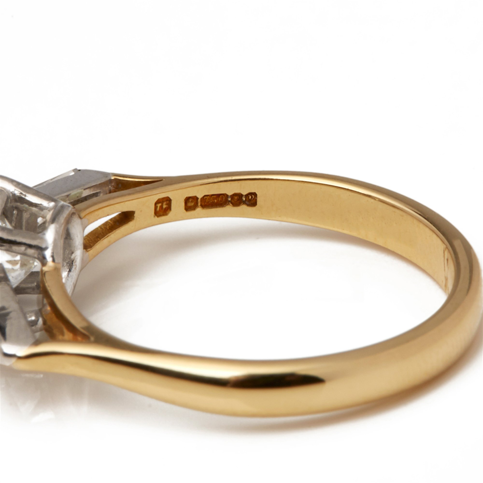 Theo Fennell 18k Yellow Gold Diamond Ring