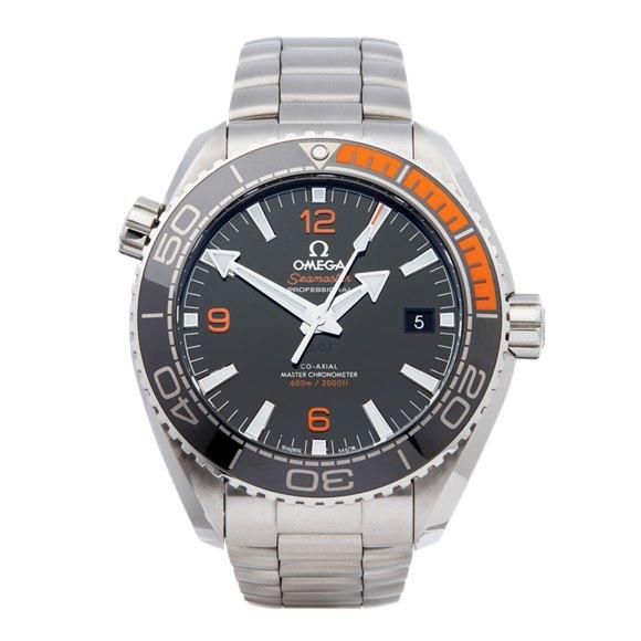 Omega Seamaster Planet Ocean Stainless Steel - 21530442101002