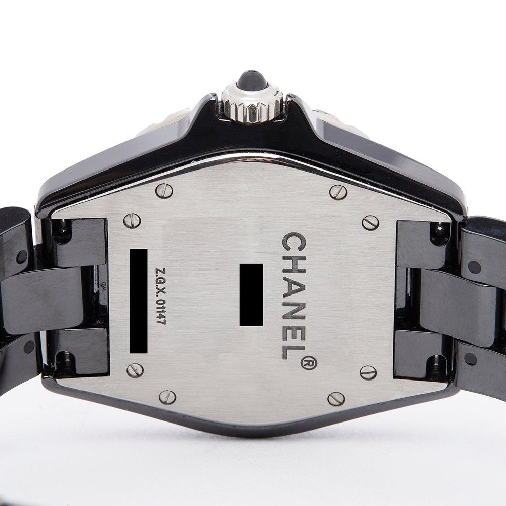 Chanel J12 Ceramic H3122
