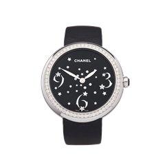 Chanel Mademoiselle Prive 18K White Gold - H3097
