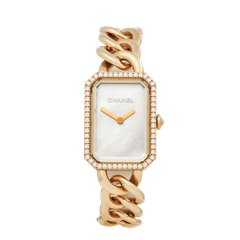 Chanel Montre Premiere 18K Rose Gold - H4412