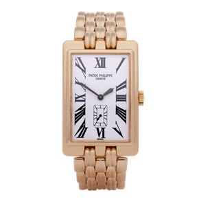Patek Philippe Gondolo 18K Yellow Gold - 5009