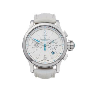 Jaeger-LeCoultre Master Compressor Stainless Steel - 148.8.31