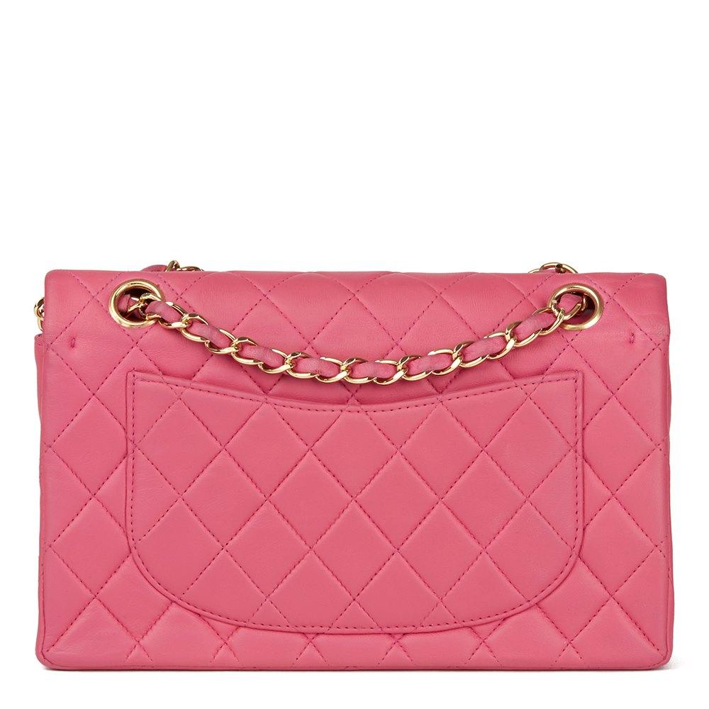 c1dc499d Chanel Small Classic Double Flap Bag 2003 HB2342 | Second Hand Handbags