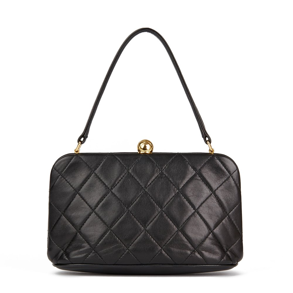 a68834a2c1ed Chanel Timeless Frame Bag 1994 HB2395 | Second Hand Handbags | Xupes