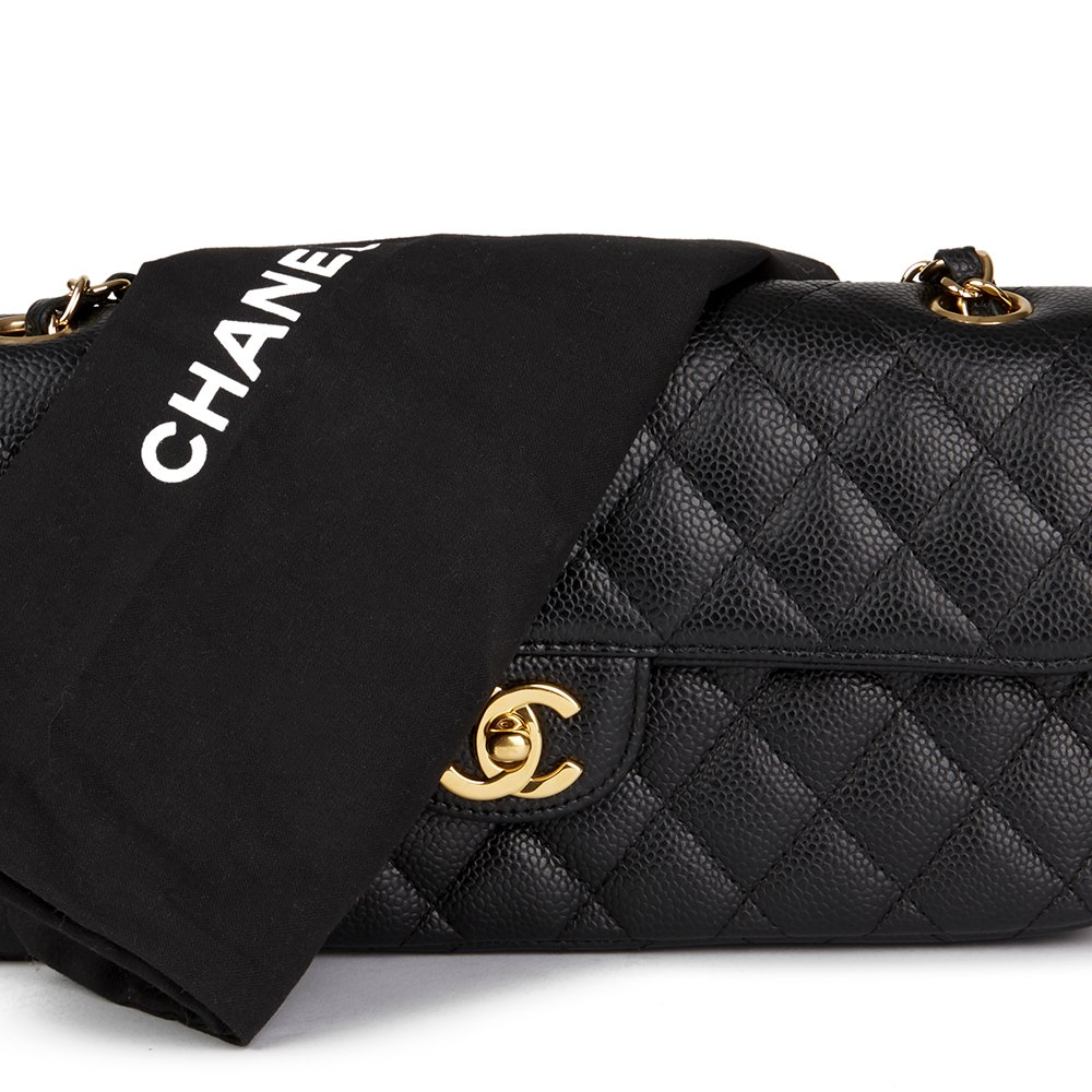 834f79b3a8e1cd Chanel East West Classic Single Flap Bag 2009 HB2421 | Second Hand ...