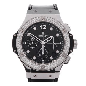 Hublot Big Bang Diamond Titanium - 341.SX.1270.VR.1104