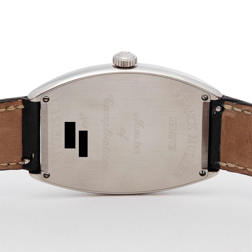 Franck Muller Casablanca Stainless Steel 6850
