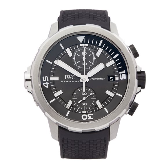 IWC Aquatimer Shark Edition Stainless Steel - IW379506