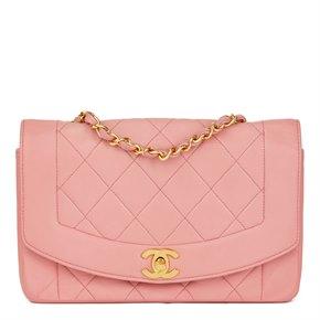 Chanel. Small Diana Classic Single Flap 76fac1bedec21