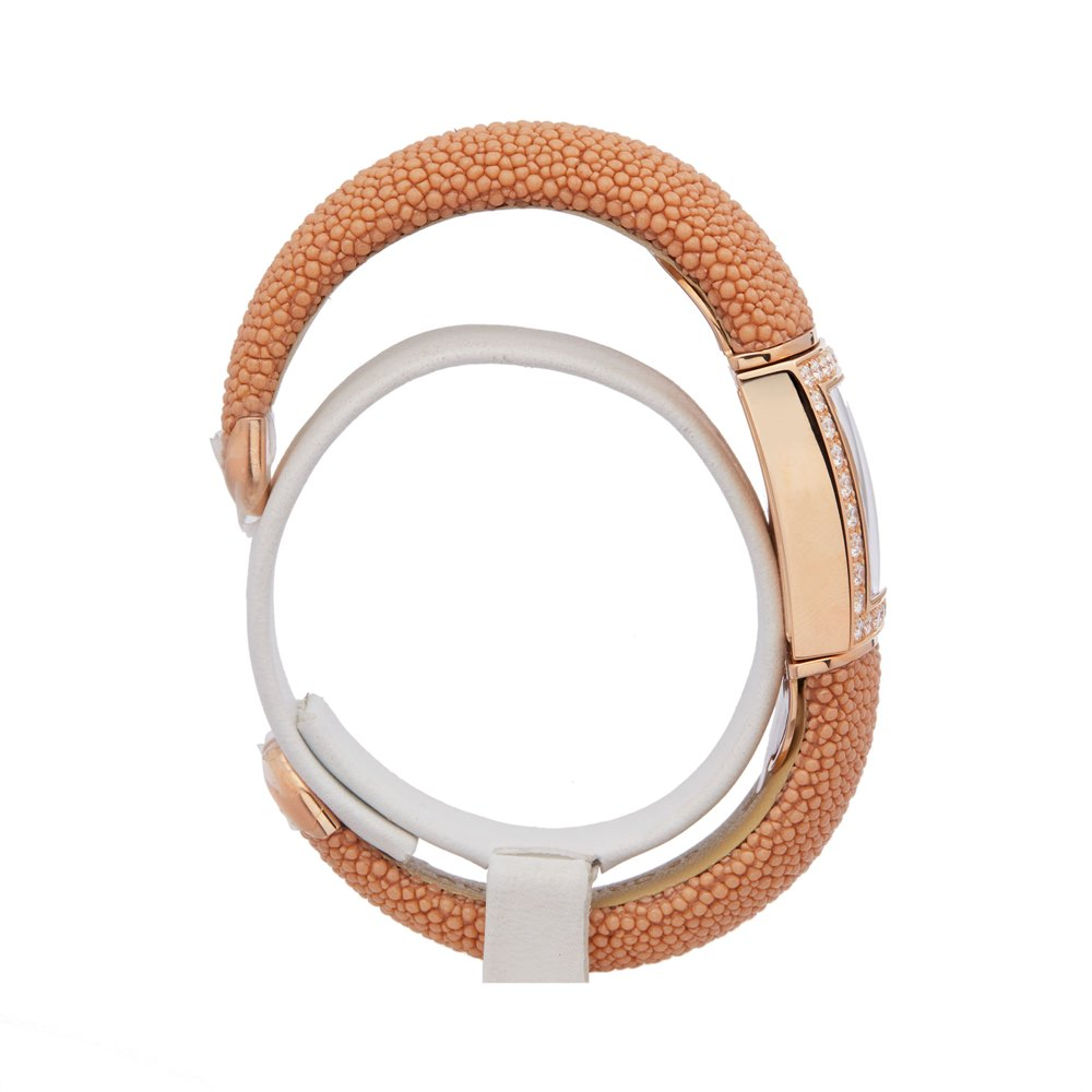 De Grisogono Piccolina Diamond 18k Rose Gold S03M