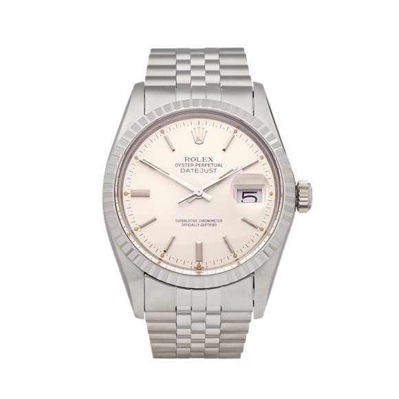 Rolex DateJust 36 Stainless Steel - 16030