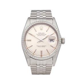 Rolex Datejust 36 Stainless Steel - 16030