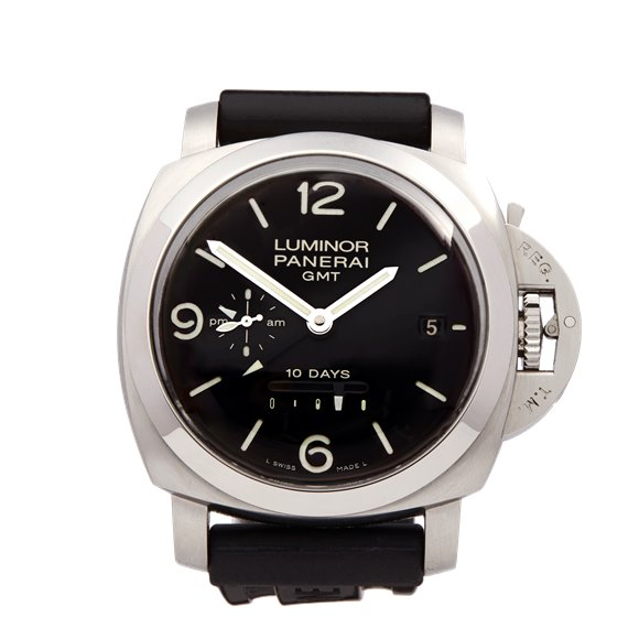 Panerai Luminor GMT Stainless Steel - PAM00270