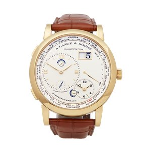 A. Lange & Söhne Langematik World Timer Yellow Gold - 116.021