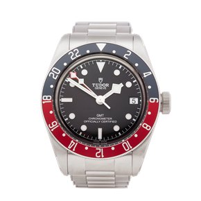 Tudor Heritage Black Bay Jdm Stainless Steel - 79830RB