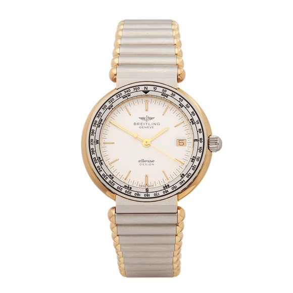 Breitling Archap Stainless Steel & Yellow Gold - 82270