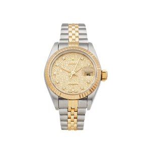 Rolex Datejust 26 Stainless Steel & 18K Yellow Gold - 69173G