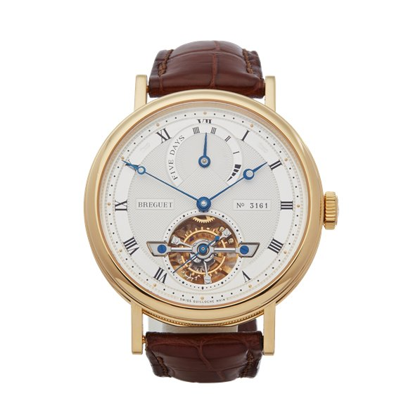 Breguet Classique Grande Complication Tourbillon Yellow Gold - 5317BA/12/AV6