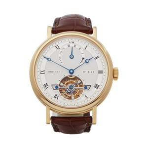 Breguet Classique Grande Complication Tourbillon 18k Yellow Gold - 5317BA/12/AV6