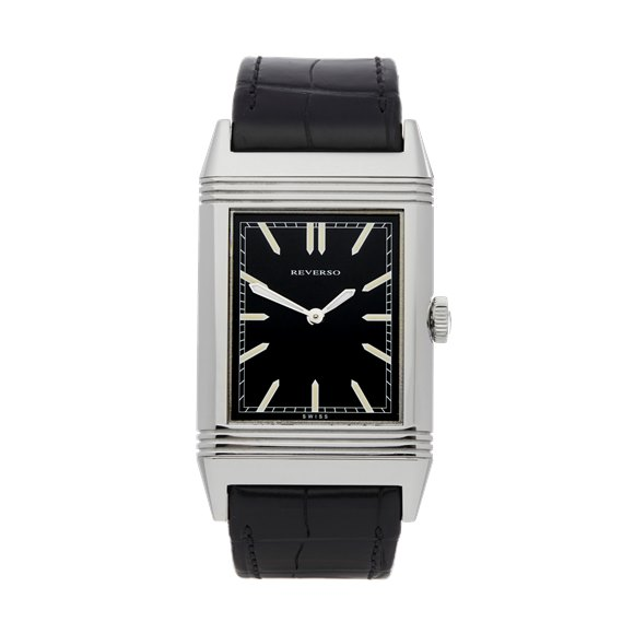 Jaeger-LeCoultre Grand Reverso Ultra thin tribute to 1931 Stainless Steel - Q2788570