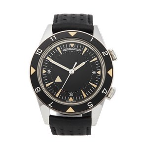 Jaeger-LeCoultre Memovox Tribute to Deep Sea Stainless Steel - 234.8.96