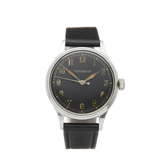 Jaeger-LeCoultre Vintage Stainless Steel - Cal.P/468