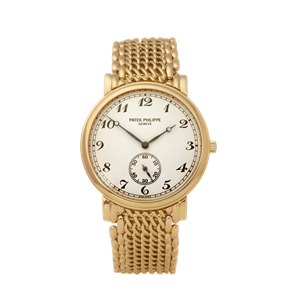 Patek Philippe Calatrava Yellow Gold - 1140289