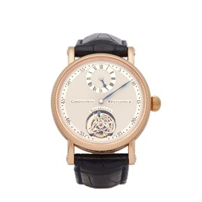 Chronoswiss Tourbillon 18k Rose Gold - CH3121R