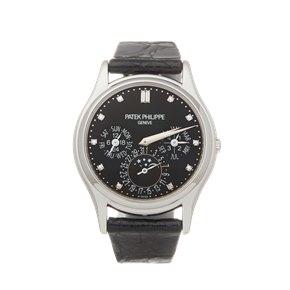 Patek Philippe Perpetual Calendar Grand Complications Platinum - 5140P-013
