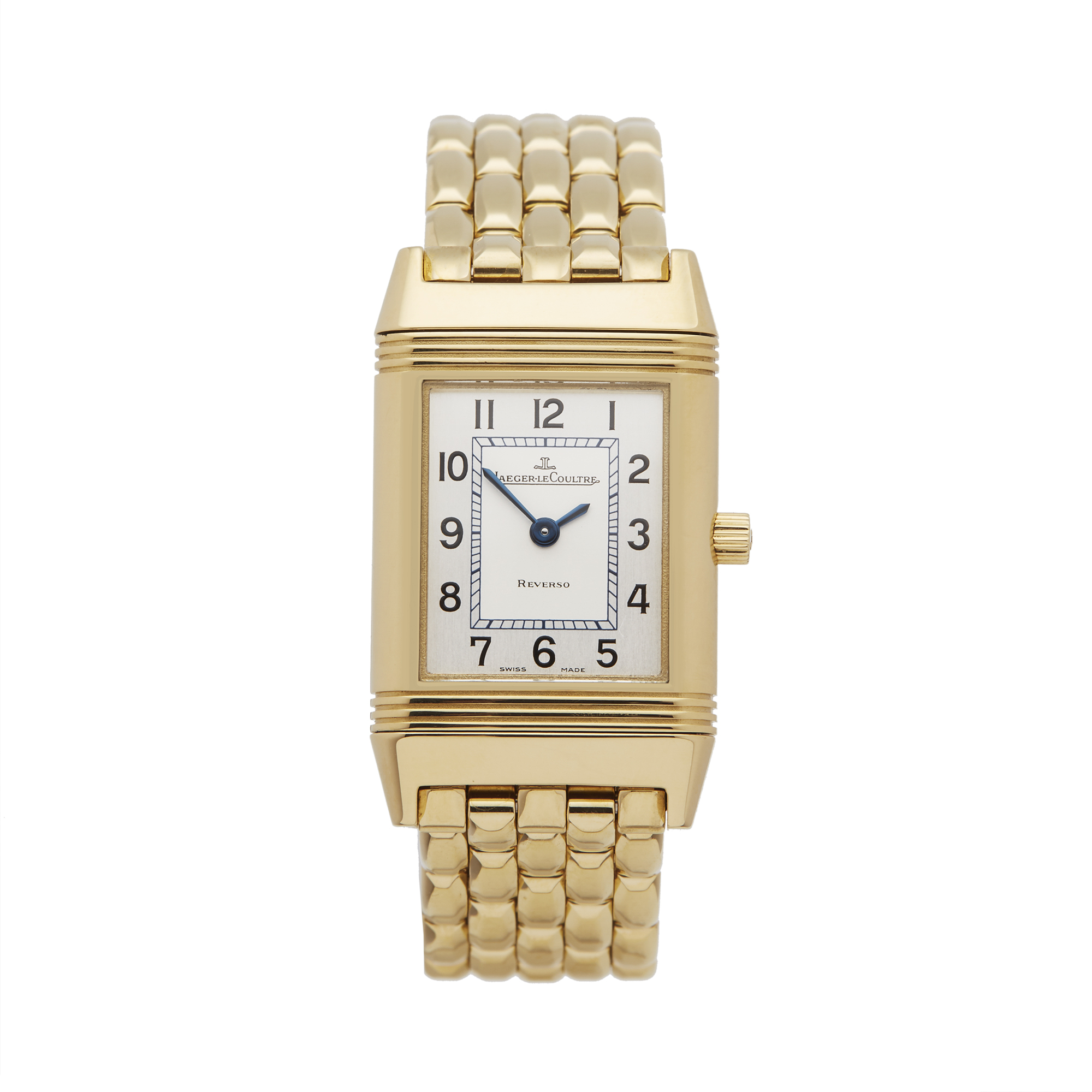 e426db8cfc3c JAEGER-LECOULTRE REVERSO 18K YELLOW GOLD WATCH 260.1.47 W5798
