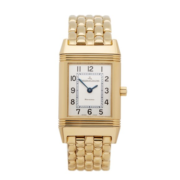Jaeger-LeCoultre Reverso 18K Yellow Gold - 260.1.47