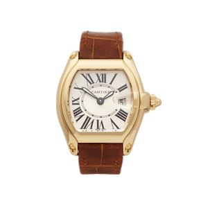 Cartier Roadster 18k Yellow Gold - w62018y5 or 2676