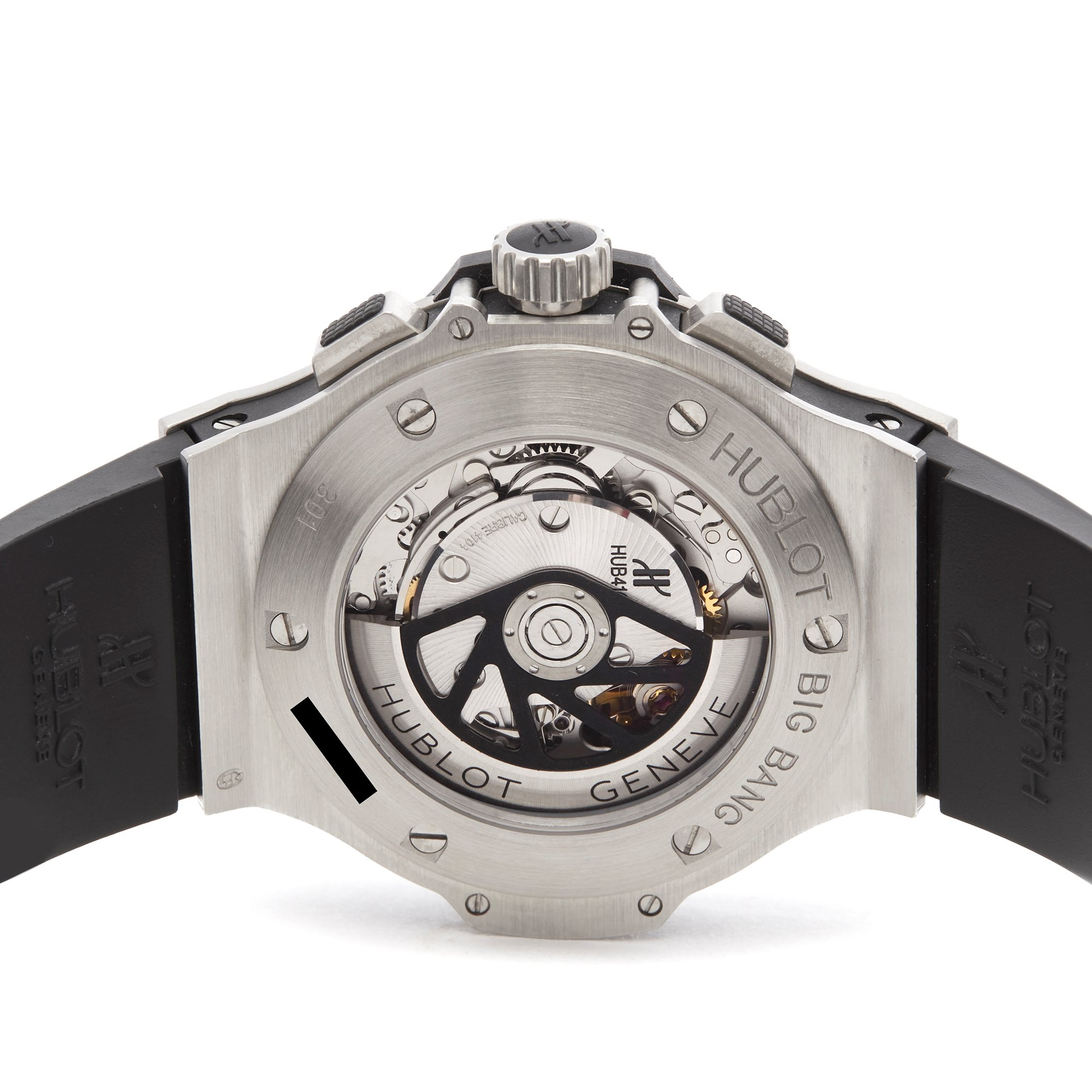 Hublot Big Bang Chronograph Roestvrij Staal 301.SX.1170.RX