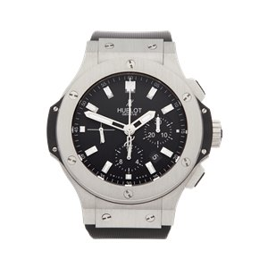 Hublot Big Bang Chronograph Stainless Steel - 301.SX.1170.RX