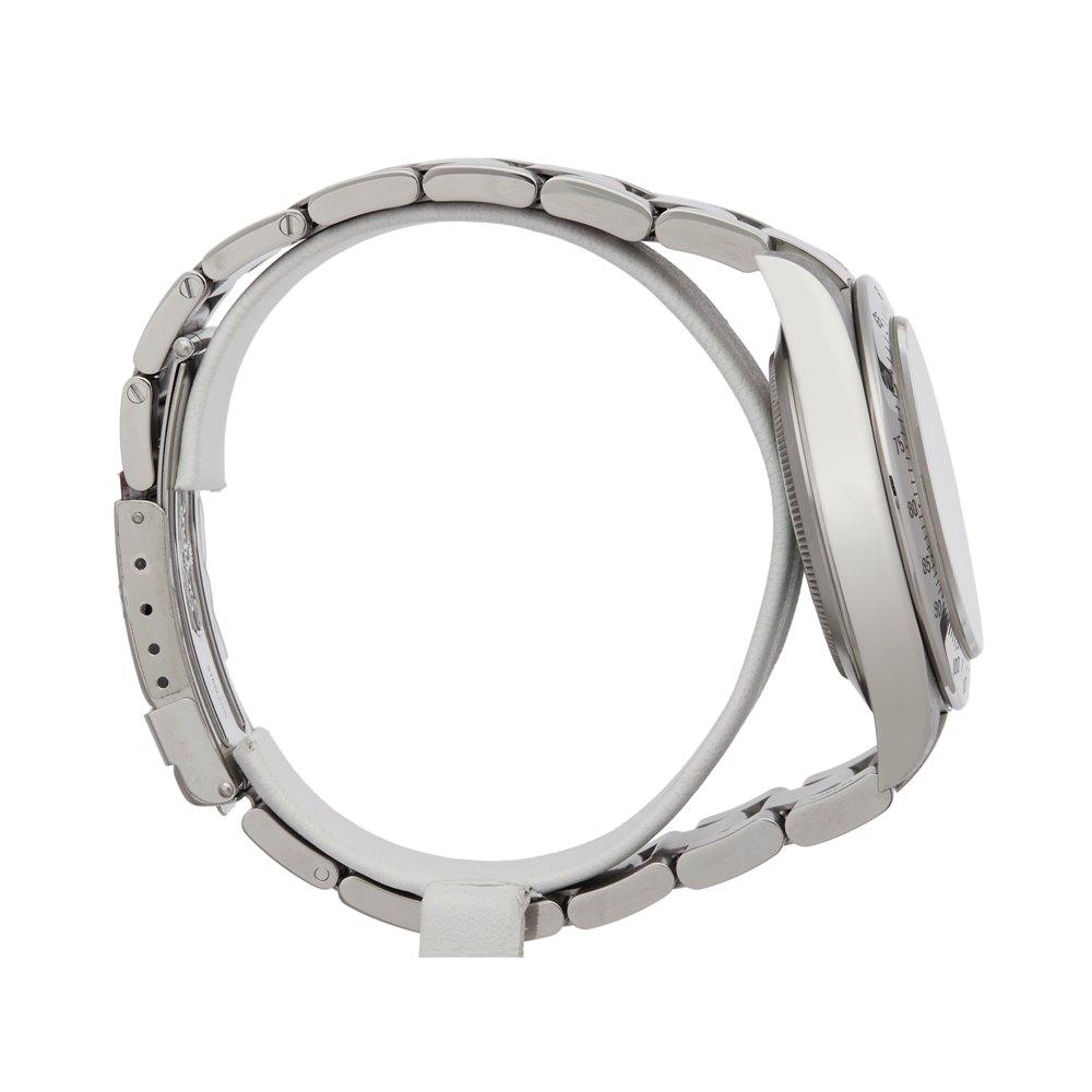 Rolex Daytona Zenith Stainless Steel 16520