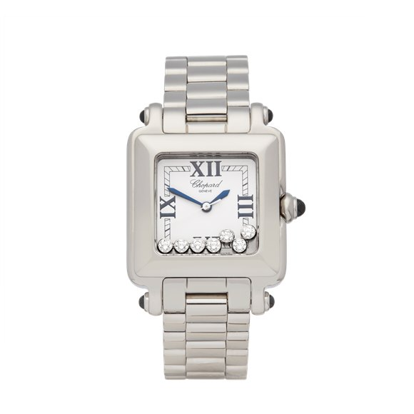 Chopard Happy Sport Stainless Steel - 27/8349-23
