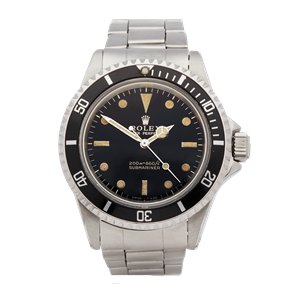 Rolex Submariner Stainless Steel - 5513