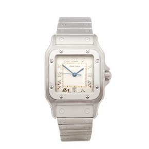 Cartier Galbee Stainless Steel - 987901