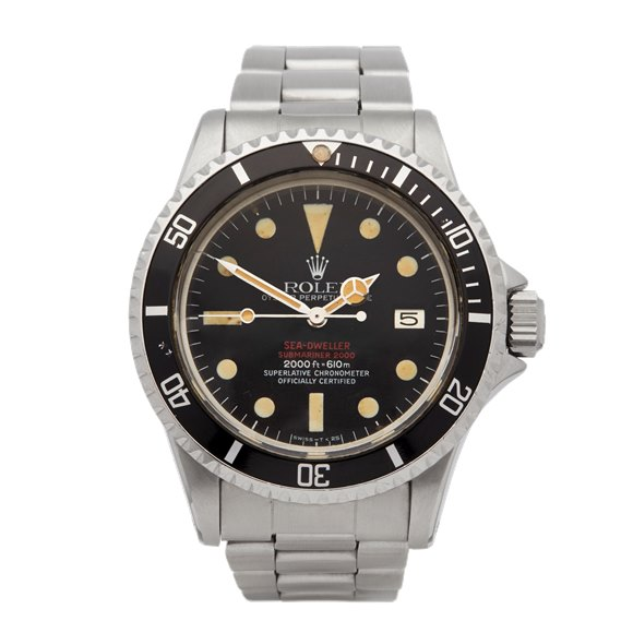 Rolex Sea-Dweller Stainless Steel - 1665
