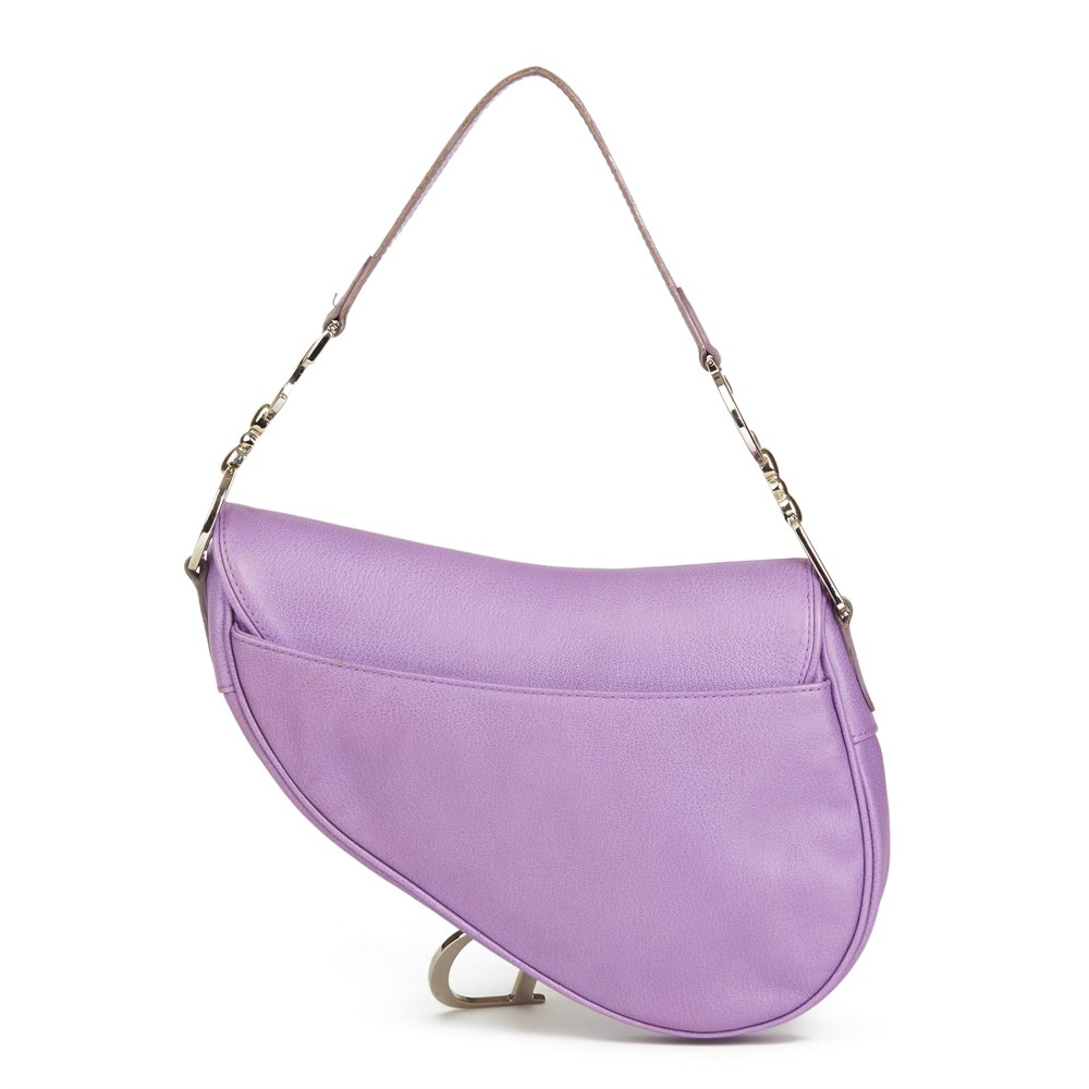 dab26f83de5c9 Christian Dior Saddle Bag 2004 HB2491 | Second Hand Handbags | Xupes