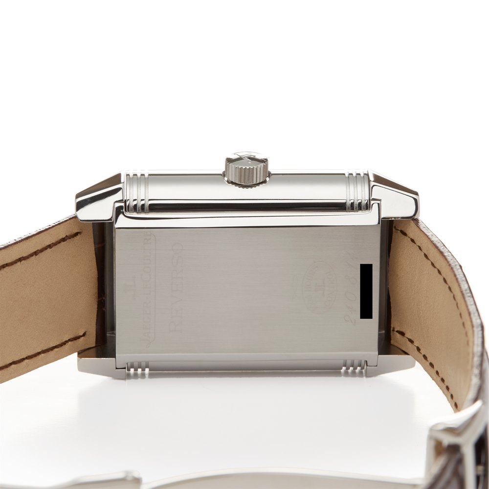 Jaeger-LeCoultre Reverso Grand 8 Day Stainless Steel 240.8.14