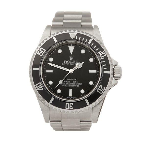 Rolex Submariner Stainless Steel - 14060M