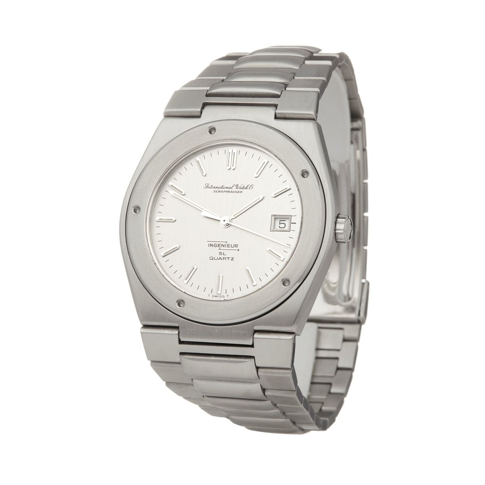 IWC Ingenieur Stainless Steel IW1832