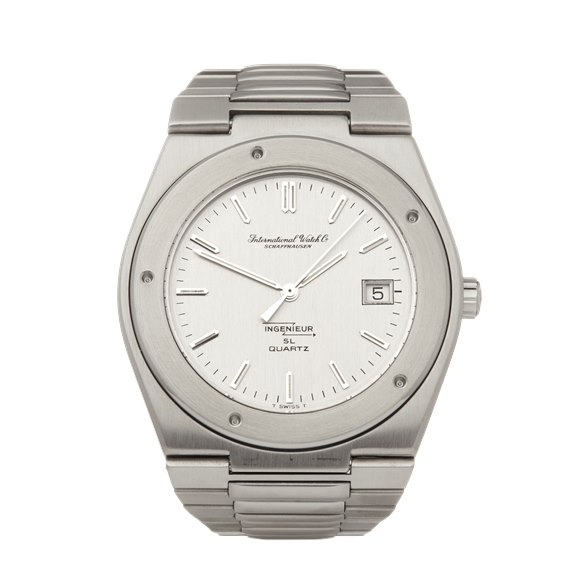 IWC Ingenieur Stainless Steel - IW1832